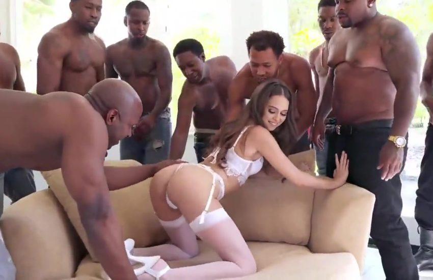 Seks grupowy